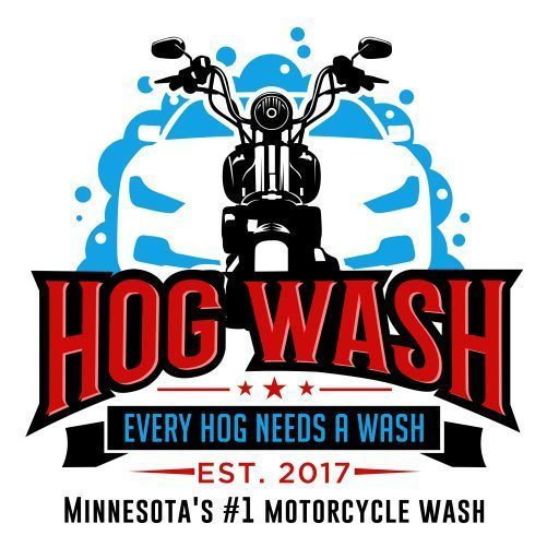 Every hog needs a wash!